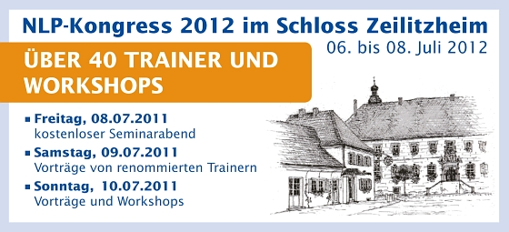 6. NLP-Kongress von Landsiedel NLP Training